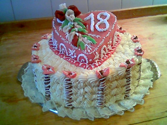 18 éves szülinapi vers Születésnapi torták 18 éves szülinapi vers